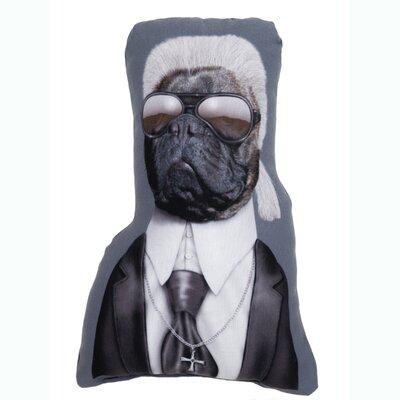 OneBellaCasa.com Pets Rock Fashion Shaped Pillow