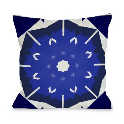OneBellaCasa.com Oliver Gal Geometry Studies I Pillow