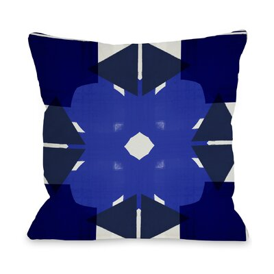 OneBellaCasa.com Oliver Gal Geometry Studies II Pillow