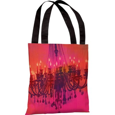 OneBellaCasa.com Oliver Gal Light Me Up Tote Bag