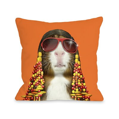 OneBellaCasa.com Pets Rock Funk Pillow