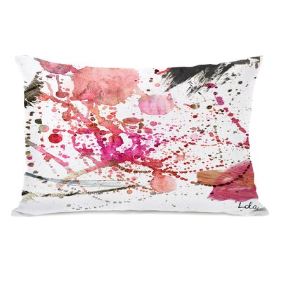 OneBellaCasa.com Oliver Gal Dawn of Times Pillow