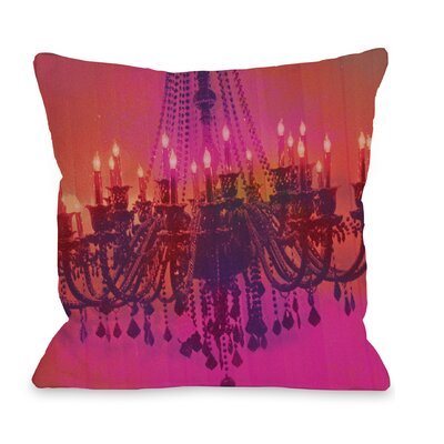 OneBellaCasa.com Oliver Gal Light Me Up Pillow