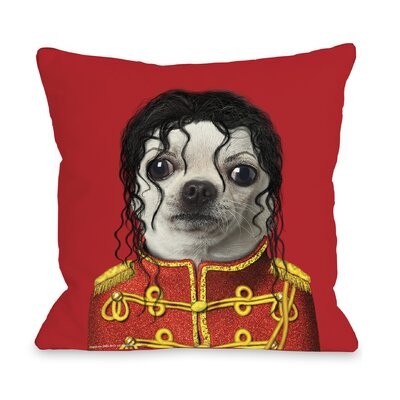 OneBellaCasa.com Pets Rock Pop Pillow
