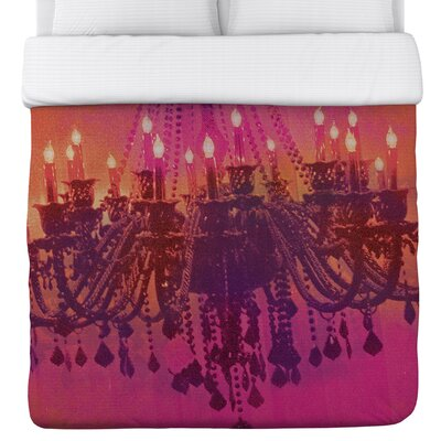 One Bella Casa Oliver Gal Light Me Up Duvet Cover Collection