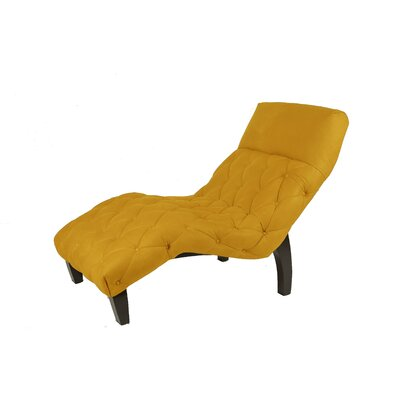 Loni M Designs Taylor Fabric Chaise Lounge