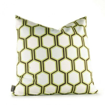 Inhabit Estrella Plinko Synthetic Outdoor Pillow