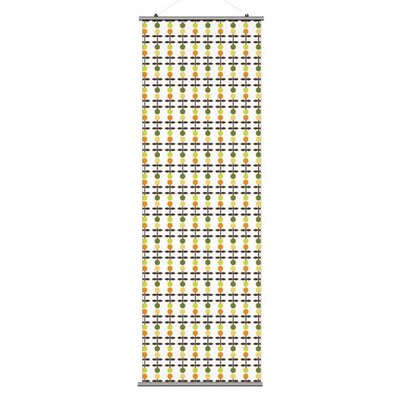 Inhabit Aequorea Giggle Slat Wall Hanging