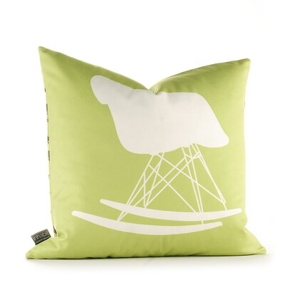 Inhabit Modern Classics Pillow in Lime