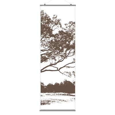Inhabit Morning Glory Tree 3 Slat Wall Hanging
