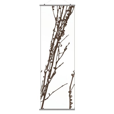 Inhabit Morning Glory Undergrowth 2 Slat in Chocolate