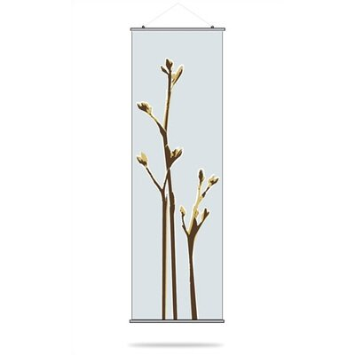 Inhabit Botanicals Axis Slat Wall Hanging