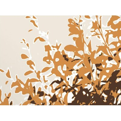 Inhabit Botanicals Foliage Stretched Graphic Art on Canvas