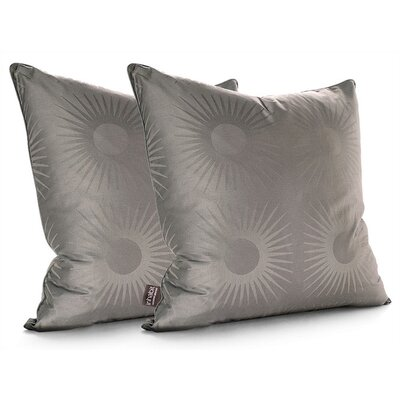 Inhabit Estrella Studio Cotton Sateen Pillow