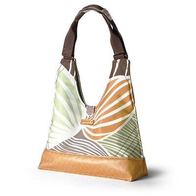 Inhabit Reagan Leaf Hobo Bag