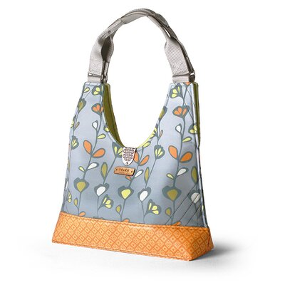 Inhabit Reagan Stencil Hobo Bag