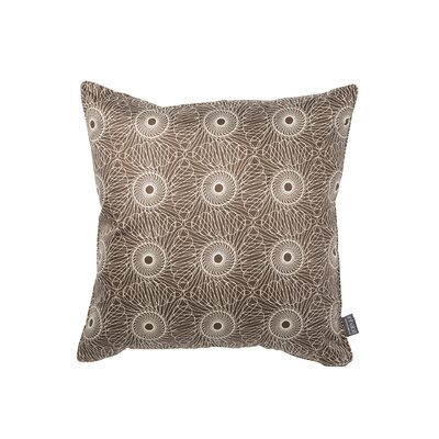 Inhabit Rhythm Studio Pillow in Chocolate