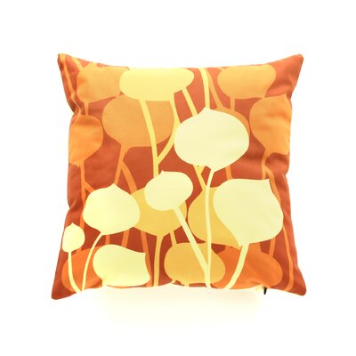 Aequorea Seedling Graphic Synthetic Pillow