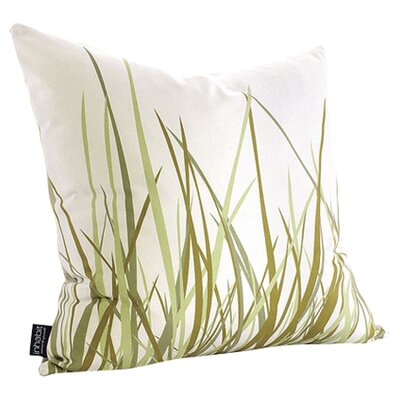 Nourish Summer Suede Throw Pillow