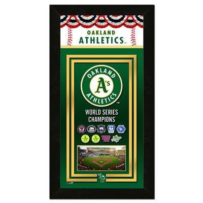 Photo File MLB Championship Banner
