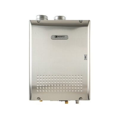Noritz Commercial Condensing Indoor Tankless Water Heater with Direct Ventilation