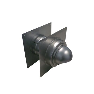Noritz Stainless Steel Wall Thimble for Regular Wall