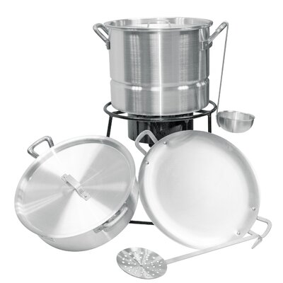 King Kooker Southwestern Sizzler Low Pressure Outdoor Cooker Package
