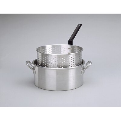 King Kooker Deep Fryer with Two Helper Handles and Basket