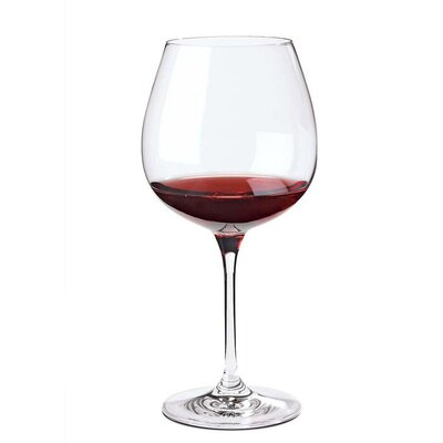 Wine Enthusiast Companies Fusion Classic Pinot Noir Wine Glass (Set of 4)