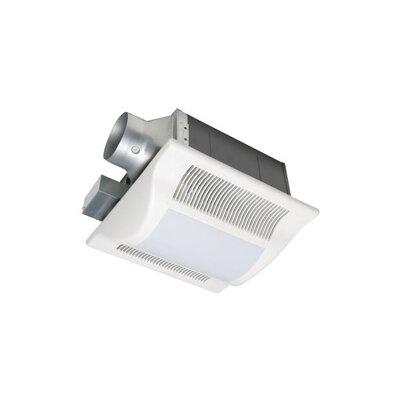 Bathroom   Light on Fans Whisper Fit Lit 2 Light 80 Cfm Bathroom Ventilation Fan Light Jpg