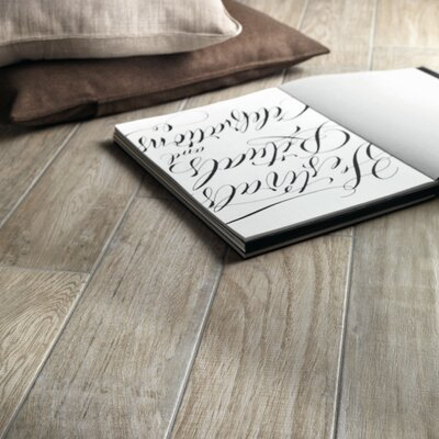 "Lea Ceramiche Vivaldi 6"" x 24-1/4"" Glazed Porcelain Tile in Winter"