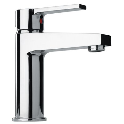 J14 Bath Series Single Lever Handle Bathroom Faucet with Classic Spout - 14211