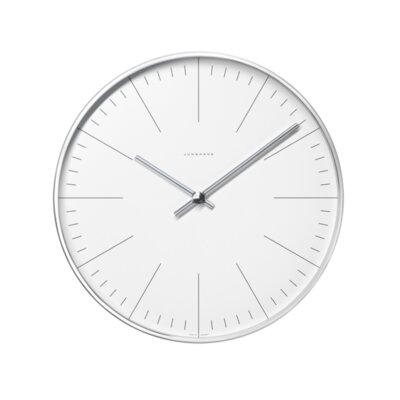 "Junghans Bill 8.7"" Wall Clock"