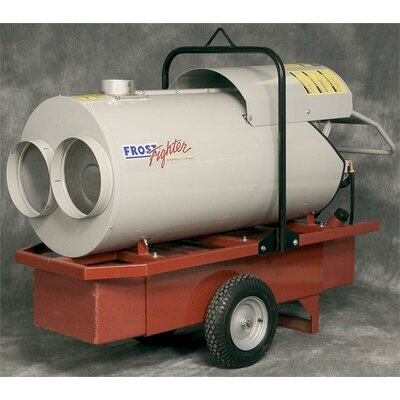 320,000 BTU Oil-Filled Utility Propane or Natural Gas Space Heater