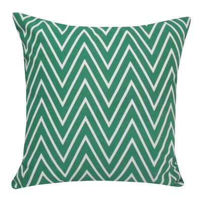 Eddy Mini Chevron Poly Cotton Pillow