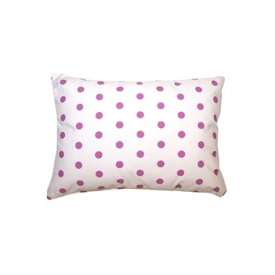 Ella Poly Cotton Lumbar Pillow