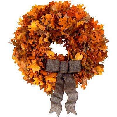 Urban Florals Harvest Sunrise Wreath