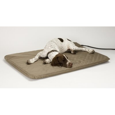 K&H Manufacturing Lectro-Soft™ Heated Dog Bed with Cover