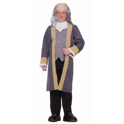 Forum Novelties Inc. Benjamin Franklin Jacket Vest