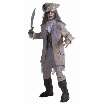 Forum Novelties Inc. Zombie Pirate Costume