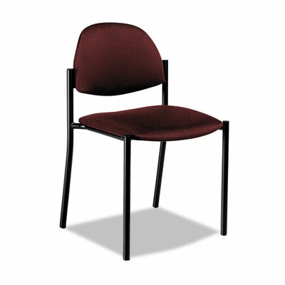 Global Comet Series Armless Stacking Chair