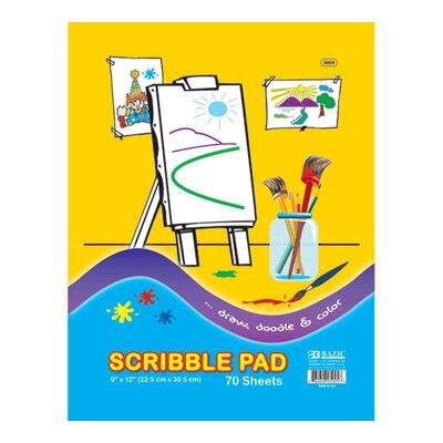 Bazic Scribble Pad