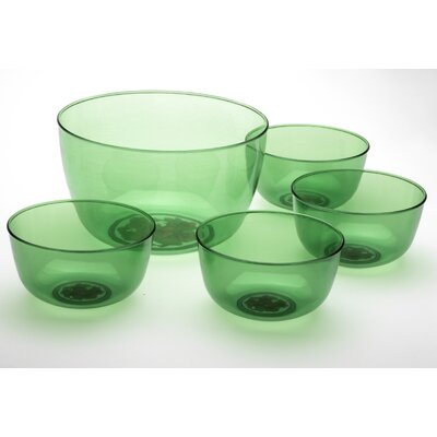 "Hoan 5.51"" Salad Bowl Set"