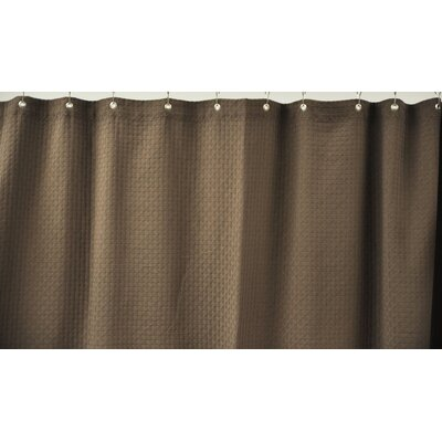 dCOR design Cotton Shower Curtain