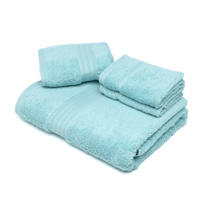 <strong>dCOR design</strong> Luxury 4 Piece Towel Set