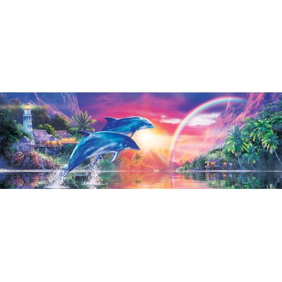 MasterPieces Earthly Paradise Panoramic Puzzle