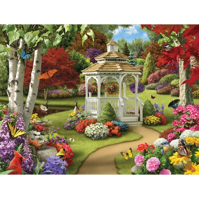 MasterPieces Alan Giana Our Own Heaven 750 Piece Jigsaw Puzzle