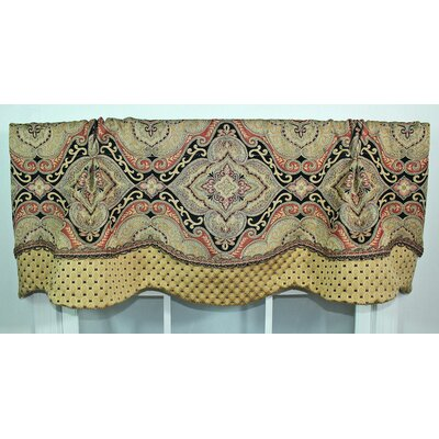 RLF Home Allon Glory Cotton Curtain Valance