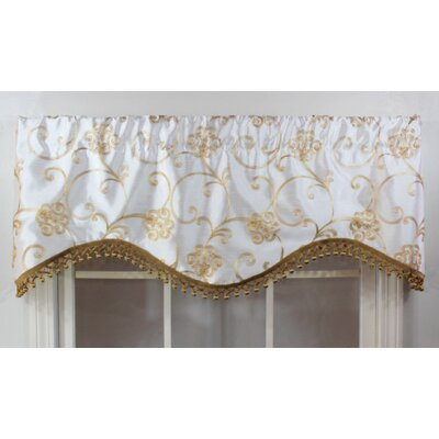 RLF Home Florence Curtain Valance