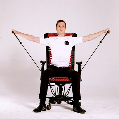 GymyGym GymyGym Fitness Chair